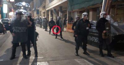 Πάτρα: Η αστυνομική αυθαιρεσία και βία, πίσω από τις κάμερες, πίσω από τις πόρτες των κρατητηρίων