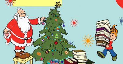 «Χριστουγεννιάτικες Παραμυθοϊστορίες» και γιορτινές δημιουργίες στο παιδικό τμήμα της Δημοτικής Βιβλιοθήκης Πατρών