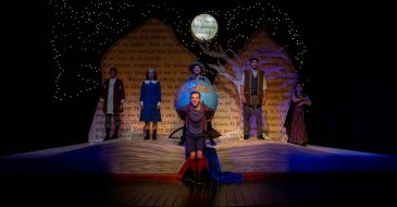 """""""Ένα παιδί μετράει τ' άστρα"""" στην παιδική σκηνή του ΔΗΠΕΘΕ Πάτρας την Κυριακή  12 Ιανουαρίου"""