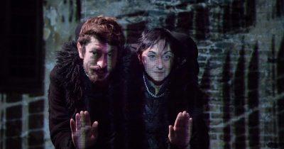 Σάμιουελ Μπέκετ «Το Ηρεμιστικό» - Παράταση παραστάσεων έως 26 Ιανουαρίου 2020 στο Θέατρο Φούρνος