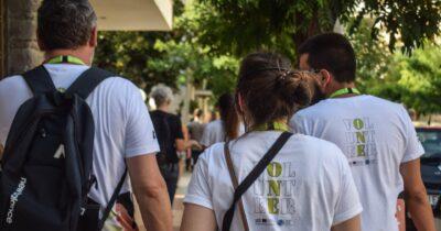 Πάτρα: Συνεχίζονται οι αιτήσεις εθελοντικής συμμετοχής για τη διοργάνωση του ArtWalk 5