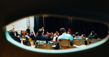 """CIDRAS"" - Μια νέα Κινηματογραφική Λέσχη γεννιέται στην Πάτρα, από τους σπουδαστές της Δραματικής Σχολής του ΔΗΠΕΘΕ"