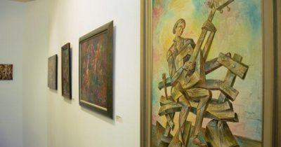 Δημοτική Πινακοθήκη Πατρών - Ανοιχτές ξεναγήσεις στην Έκθεση ζωγραφικής με έργα του Γρηγόρη Παπαθεοδώρου