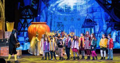 «Φρικαντέλα, η μάγισσα που μισούσε τα κάλαντα» στο Christmas Theater - Έξτρα παραστάσεις τοΣάββατο 11 Ιανουαρίου