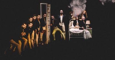 «Ο μεγαλοπρεπής κερατάς» του Φερνάν Κρομλένκ στη σκηνή του Βασιλικού Θεάτρου