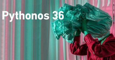 «Πύθωνος 36» - Παράσταση χορού στο Θέατρο Λιθογραφείον