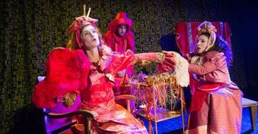 «Τα καινούργια ρούχα του βασιλιά» - Τελευταία παράσταση το Σάββατο 8/2 στο θέατρο act