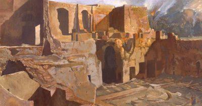 «ΜυθΙστορικά» του Αλέκου Λεβίδη - Έκθεση στο Μουσείο Μπενάκη / Πινακοθήκη Γκίκα