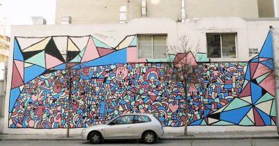 Παγκόσμια Ημέρα κατά του Καρκίνου: Τοιχογραφία της Ύπατης Αρμοστείας στο Θεαγένειο Αντικαρκινικό Νοσοκομείο Θεσσαλονίκης