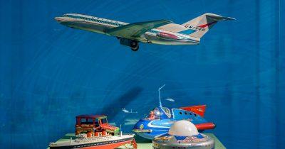 Του Κόσμου τα Παιχνίδια. Έκθεση στον Διεθνή Αερολιμένα Αθηνών «Ελευθέριος Βενιζέλος»