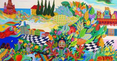 «Περιπλανήσεις» - Έκθεση του Κώστα Παναγιωτακόπουλου στην Γκαλερί Cube