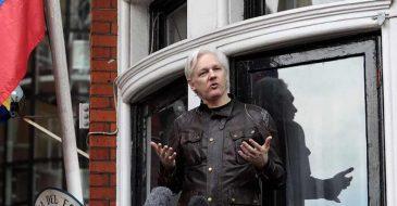 Παγκόσμια εκστρατεία της Διεθνούς Αμνηστείας για τον Julian Assange