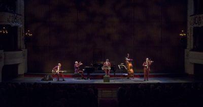 Quinteto Astor Piazzolla στο Κέντρο Πολιτισμού Ίδρυμα Σταύρος Νιάρχος