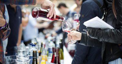 Έκθεση και δοκιμή οίνων Patras Wine Fair