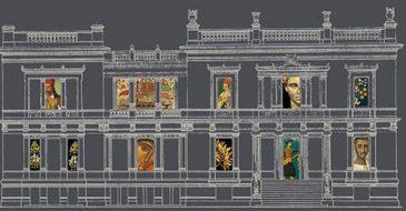 Το Μουσείο Μπενάκη παραμένει ανοικτό στις οθόνες σας