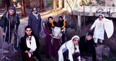 «Κοσμογονία» - Νέα παράσταση από το Αερόπλοιο στο θέατρο ΤΟΠΟΣ ΑΛΛΟύ