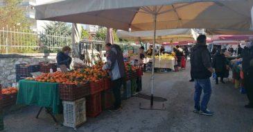Πάτρα: Οι Λαϊκές αγορές θα λειτουργήσουν το Σάββατο 6 Μαρτίου