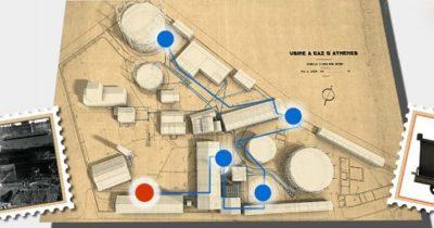Η ιστορία και η λειτουργία του παλιού εργοστασίου φωταερίου σε video games για παιδιά