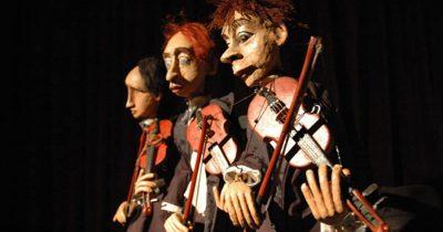 «Της μουσικής...τα νήματα» - Θέατρο μαριονέτας στον ΠΟΛΛΟΙ-χώρο-ΑΝΤΑΜΑ