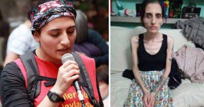 Πέθανε η Helin Bolek, απεργός πείνας, τραγουδίστρια του συγκροτήματος Grup Yorum