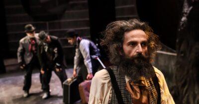 Η παράσταση «Περιμένοντας τον Γκοντό» ρίχνει αυλαία στο Ηρώδειο | 16 & 17 Σεπτεμβρίου