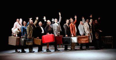 32 παραστάσεις online από το Θέατρο του Νέου Κόσμου