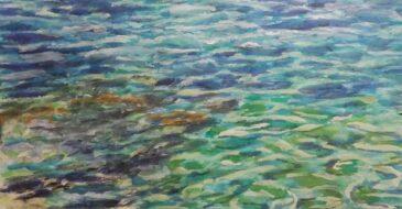 Πάτρα: Ομαδική Έκθεση στο Πολύεδρο, με τίτλο «Μια θάλασσα μέσα μου…»