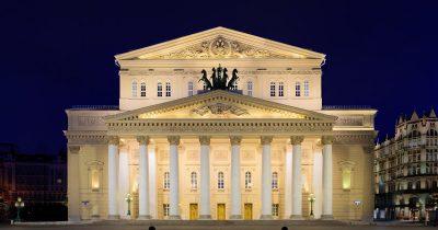 Online παραστάσεις από το Θέατρο Μπολσόι