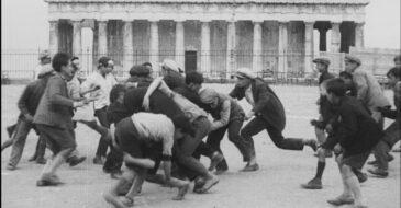 Οι Απάχηδες των Αθηνών στο Il Cinema Ritrovato