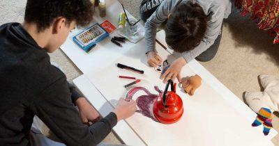 «Δημιουργούμε από το σπίτι» - Ανοιχτό κάλεσμα για δημιουργία από το Ίδρυμα Β&Ε Γουλανδρή σε παιδιά και εφήβους έως 15 ετών