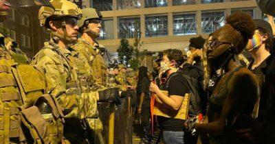 Διεθνής Αμνηστία: Σταματήστε την παράνομη αστυνομική βία κατά των διαδηλώσεων Black Lives Matter