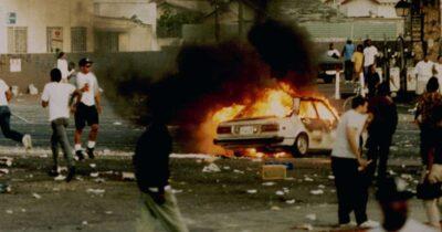 """Πάτρα: Προβολή της ταινίας """"LA92: Η Εξέγερση"""" στις σκάλες της Πατρέως"""