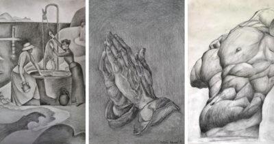 Η απάντηση στην ολοκληρωτική κατάργηση των καλλιτεχνικών μαθημάτων είναι τα ίδια τα έργα των μαθητών
