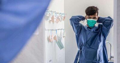 Οι Γιατροί Χωρίς Σύνορα αναγκάστηκαν να κλείσουν τη δομή COVID-19 στη Λέσβο