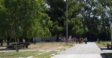 Πάτρα: Συνεχίζονται οι δηλώσεις συμμετοχής στο καλοκαιρινό camp του Δήμου στην πλαζ της Αγυιάς