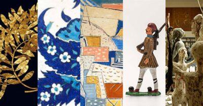 Ξεναγήσεις επιμελητών στις συλλογές του Μουσείου Μπενάκη