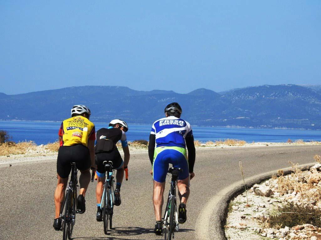 Πάτρα: Συνάντηση εργασίας για τον ποδηλατικό τουρισμό