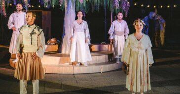 Θεσσαλονίκη: «Γκόλφω» του Σπυρίδωνος Περεσιάδη, 5- 7 Αυγούστου στο Θέατρο Δάσους