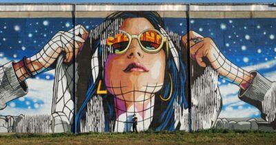 Ξεκινάει η 3η τοιχογραφία του Διεθνούς Street Art Φεστιβάλ Πάτρας   ArtWalk 5