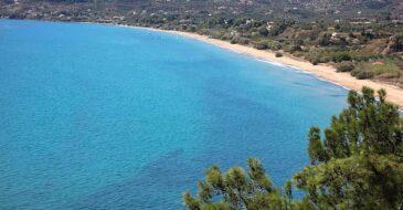 Κορώνη Μεσσηνίας: Σβήνουμε τα φώτα στην παραλία Ζάγκα Μεμί για τα χελωνάκια
