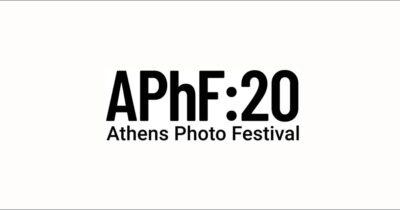 Athens Photo Festival   17 Σεπτεμβρίου - 15 Νοεμβρίου 2020