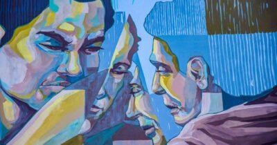 Το ArtWalk 5 παραδίδει στην Πάτρα την 5η τοιχογραφία