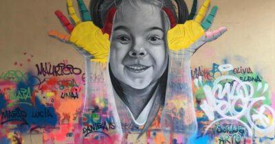 Ξεκινάει η 6η τοιχογραφία του ArtWalk 5 στην Πάτρα