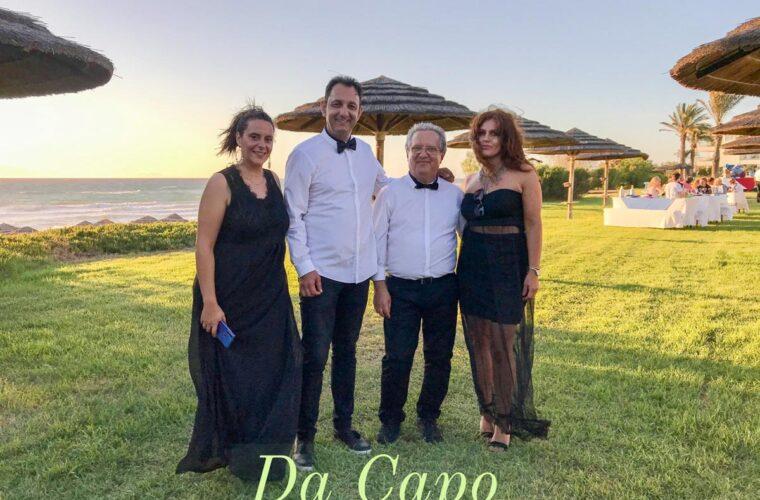 Διεθνές Φεστιβάλ Πάτρας: Συναυλία του κουαρτέτου da capo στην ενότητα «Βήμα στους καλλιτέχνες της πόλης»