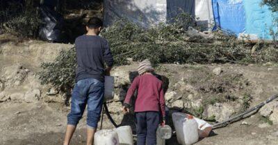 Σάμος: Τραγικές και απάνθρωπες οι συνθήκες διαβίωσης και στο Βαθύ