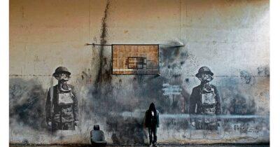 Ξεκινά η όγδοη και τελευταία τοιχογραφία του 5ου Διεθνούς Street Art Φεστιβάλ Πάτρας   ArtWalk 5