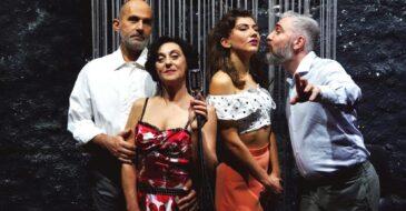 """Η παράσταση """"Spoon River Quartet"""" από τη Δευτέρα 2 Νοεμβρίου στο Θέατρο Σταθμός"""