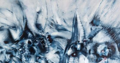 «Ultramarinus. BeyondtheSea» - Εκθεση του Iρανού καλλιτέχνη Ali Banisadr στο Μουσείο Μπενάκη Ελληνικού Πολιτισμού