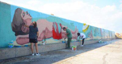 Άλλαξε την πόλη - Η Art in Progress στον Δήμο Ήλιδας