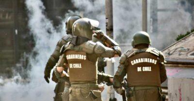 Διεθνής Αμνηστία: Να διερευνηθούν για παραβιάσεις ανθρωπίνων δικαιωμάτων οι διοικητές της Εθνικής Αστυνομίας της Χιλής